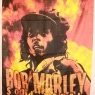 RARE Bob Marley Soul Rebel Reggae Rasta Cloth Fabric Poster Flag Banner-New!!