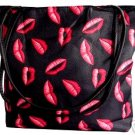 Sexy Consultant Pink Hot Lips Purse Handbag
