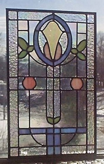Stained Glass Photo Idea CD