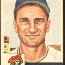 PITTSBURGH PIRATES JOE ROSSI 1953 TOPPS # 74 EX