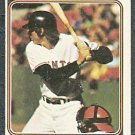 SAN FRANCISCO GIANTS ED GOODSON 1974 TOPPS # 494 VG/EX