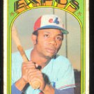 MONTREAL EXPOS RON WOODS 1972 TOPPS # 82 f+/g