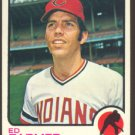 CLEVELAND INDIANS ED FARMER 1973 TOPPS # 272 VG/EX