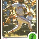 CLEVELAND INDIANS TOM McCRAW 1973 TOPPS # 86 VG