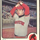 HOUSTON ASTROS JIM RAY 1973 TOPPS # 313 VG