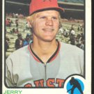 HOUSTON ASTROS JERRY REUSS 1973 TOPPS # 446 G