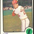 ST LOUIS CARDINALS LUIS MELENDEZ 1973 TOPPS # 47 EX MT