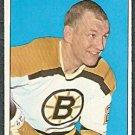 BOSTON BRUINS BOB LEITER 64/65 TOPPS # 63
