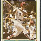 CHICAGO WHITE SOX BILL SHARP 1974 TOPPS # 519 G