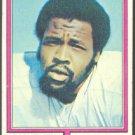 HOUSTON OILERS TODY SMITH 1974 TOPPS # 336 EX