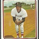 BOSTON RED SOX ROGELIO MORET 1974 TOPPS # 590