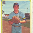 MILWAUKEE BREWERS JIM COLBORN 1974 TOPPS # 75 VG