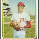 PHILADELPHIA PHILLIES BARRY LERSCH 1974 TOPPS # 313 EX