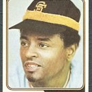 SAN FRANCISCO GIANTS TITO FUENTES 1974 TOPPS # 305 VG/EX