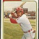 CHICAGO WHITE SOX LUIS ALVARADO 1974 TOPPS # 462 G