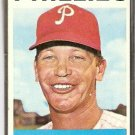 PHILADELPHIA PHILLIES DON HOAK 1964 TOPPS # 254 G