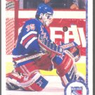 NEW YORK RANGERS MIKE RICHTER ROOKIE CARD 90/91 UD #32