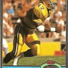 New England Patriots Leonard Russell RC Rookie Card 1991 Topps Stadium Club Football Card # 435