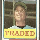 ATLANTA BRAVES BARRY LERSCH 1974 TOPPS # 313T G