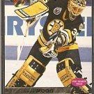 BOSTON BRUINS ANDY MOOG 93/94 FLEER ULTRA # 2