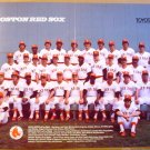 1977 Boston Red Sox Team Photo Carl Yastrzemski Carlton Fisk Jim Rice Fergie Jenkins