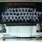 BOSTON RED SOX 1987 TEAM PHOTO POSTER PREMIUM