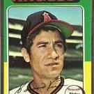 CALIFORNIA ANGELS HORACIO PINA 1975 TOPPS # 139 EX