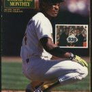 OAKLAND A's ATHLETICS RICKEY HENDERSON 1991 PINUP PHOTO