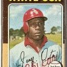 CHICAGO WHITE SOX JORGE ORTA 1975 TOPPS # 184 VG