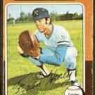 KANSAS CITY ROYALS FRAN HEALY 1975 TOPPS # 251 G