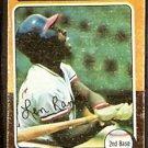 TEXAS RANGERS LEN RANDLE 1975 TOPPS # 259 Fair