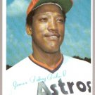 HOUSTON ASTROS J.R. RICHARD 1980 TOPPS SUPER # 25