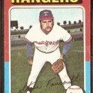 TEXAS RANGERS STEVE FOUCAULT 1975 TOPPS # 283 G