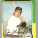 California Angels Joe Lahoud 1975 Topps Baseball Card # 317 ex oc
