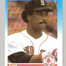 BOSTON RED SOX JIM RICE 1987 FLEER MINI # 89