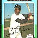 Detroit Tigers Ben Oglivie 1975 Topps Baseball Card 344 good
