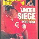 CINCINNATI REDS PETE ROSE 1989 SI NEW YORK RANGERS FANS UCLA BRUINS JOHN WOODEN NCAA PETE ROZELLE