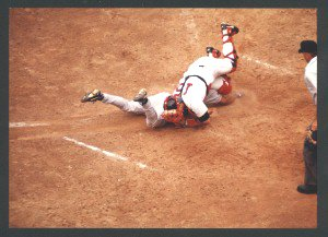 1990s BOSTON RED SOX FENWAY PARK ACTION PHOTO