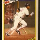 BOSTON RED SOX JIM RICE 1987 TOPPS WOOLWORTHS # 27