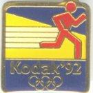COLORFUL 1992 KODAK OLYMPIC PIN
