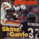 1991 SI WASHING TON REDSKINS PITTSBURGH PIRATES STEELERS TORONTO MAPLE LEAFS CFL B.C. LIONS