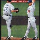 1995 BECKETT LOS ANGELES DODGERS HIDEO NOMO COVER