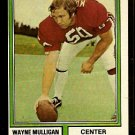 ST LOUIS CARDINALS WAYNE MULLIGAN 1974 TOPPS # 464 EX/EM