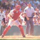 BOSTON RED SOX RICH GEDMAN ORIGINAL 1989 PINUP PHOTO
