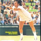 1982 SI JIMMY CONNORS NAVRATILOVA WIMBLEDON OAKLAND RAIDERS MILWAUKEE BREWERS