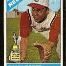 CINCINNATI REDS TONY PEREZ 1966 TOPPS # 72 VG