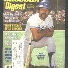 1978 BASEBALL DIGEST DODGERS REGGIE SMITH NEW YORK YANKEES JOE DiMAGGIO BROOKLYN DODGERS GIL HODGES