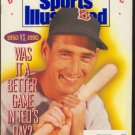 1990 SI BASEBALL PREVIEW ISSUE BOSTON RED SOX TED WILLIAMS  NEW YORK YANKEES BROOKLYN DODGERS