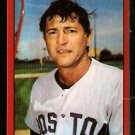BOSTON RED SOX CARL YASTRZEMSKI YAZ 1982 TOPPS STICKER # 155