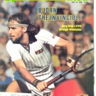 1980 SI BJORN BORG 5TH WIMBLEDON SEBASTIAN COE LOS ANGELES RAMS PRESTON DENNARD BOB LOVELESS